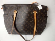 RRP £1300 Louis Vuitton Monogram Canvas Brown Ladies Handbag (Aan0201) (Appraisals Available On