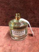 (Jb) RRP £70 Unboxed 100Ml Tester Bottle Of Carven L'Eau De Toilette Eau De Toilette Spray Ex-Displa