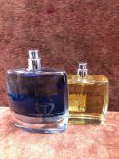 (Jb) RRP £50 Lot To Contain 1 Unboxed 100Ml Tester Bottle Of Sergio Tacchini Club Eau De Toilette Sp