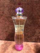 (Jb) RRP £50 Unboxed 50Ml Tester Bottles Of Versace Woman Eau De Parfum Spray Ex-Display