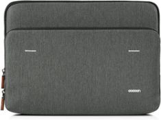 (AR) RRP £250 Lot To Contain 5 Brand New Cocoon Macbook And Ipad Soft Briefcase With Built In Grid-I