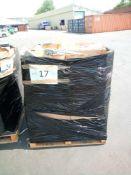 Combined RRP £1215 John Lewis Mega Pallet. Includes Picture Frames, Bedding, Appliances, Soft
