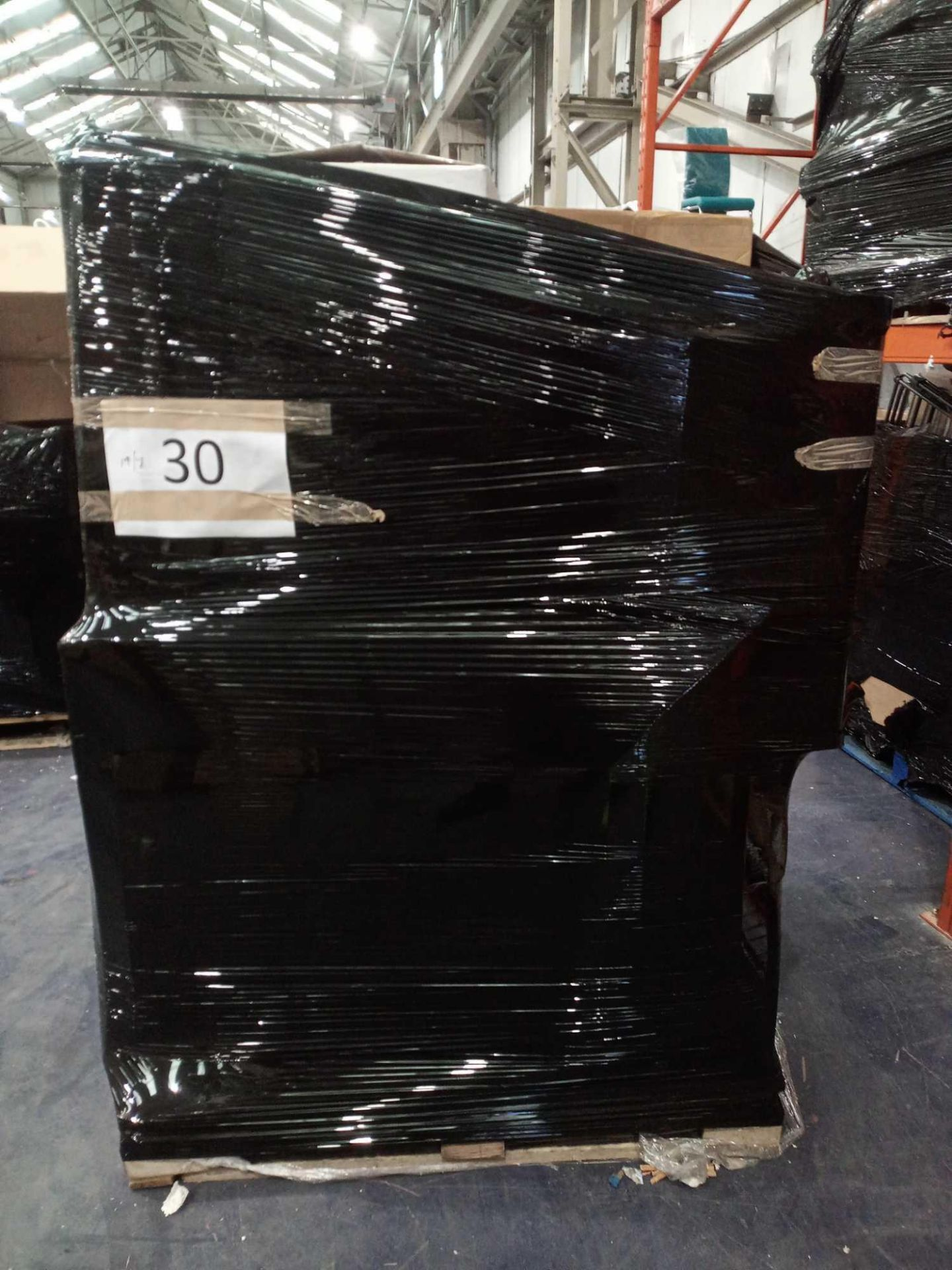 Combined RRP £675 Pallet To Contain Assorted John Lewis Bins (Appraisals Available On Request) (
