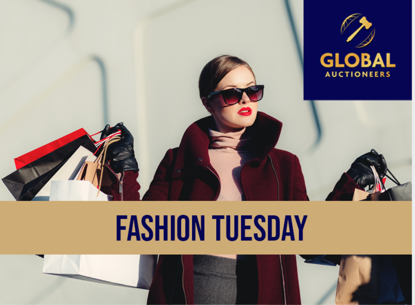 No Reserve - Fashion Tuesday ! 3rd August 2021