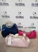 RRP £90 Combined Lot To Contain 3 Coolives Assorted Handbags