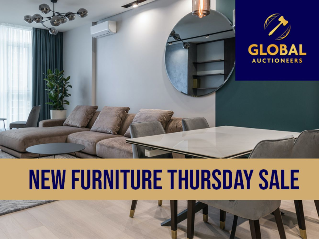 No Reserve - Furniture Thursday! 5th August 2021
