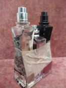 (Jb) RRP £135 Lot To Contain 1 Tester Bottle Of 50Ml Christina Aguilera By Night Eau De Parfum Spray