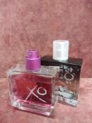 (Jb) RRP £80 Lot To Contain 1 Unboxed 75Ml Tester Bottle Of Ted Baker X2O Extraordinary Hers Eau De