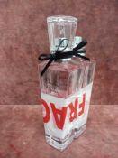 (Jb) RRP £90 Lot To Contain 2 Unboxed 50Ml Tester Bottle Of Christina Aguilera Definition Eau De Par