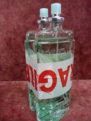 (Jb) RRP £60 Lot To Contain 2 Unboxed 100Ml Tester Bottle Elizabeth Arden Green Tea Eau Parfum√©E Sc