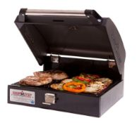RRP £130 Boxed Camp Chef Deluxe Bbq Grill Box