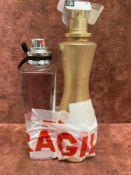 (Jb) RRP £90 Lot To Contain 1 Unboxed 50Ml Tester Bottle Of Christina Aguilera Definition Eau De Par