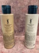 (Jb) RRP £290 Lot To Contain 2 Testers Of Yves Saint Laurent Extra Large Salon Size 125Ml Touche Ecl