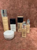 (Jb) RRP £190 Lot To Contain 6 Testers Of Assorted Premium Dior Products To Include 15Ml Capture Tot