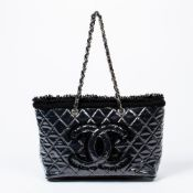 RRP £3000 Chanel CC XL Tote Shoulder Bag in Black - AAO8172 - Grade A Please Contact Us Directly For