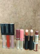 (Jb) RRP £210 Lot To Contain 7 Testers Of Assorted Givenchy Lipsticks All Ex-Display And Assorted Sh