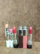 (Jb ) RRP £180 Lot To Contain 6 Testers Of Assorted Premium Dior Products To Include Addict Lipstick