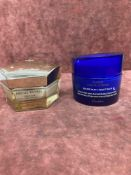 (Jb) RRP £250 Lot To Contain 1 Tester Of 50Ml Guerlain Super Aqua Creme Age Defying Hydration For In