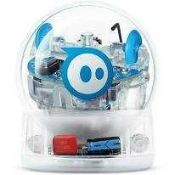 RRP £130 Sphero Sprk+: App-Enabled Robot Ball With Programmable Sensors + Led Lights - Stem Educatio