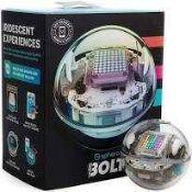RRP £150 Unboxed App Enabled Sphero Bolt Robotic Ball