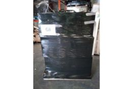 Combined RRP £2500 Pallet To Contain Bulk Lot Of 'Kiss' Wall Clocks (Appraisals Available On