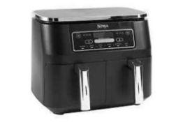 (BD)RRP £200 Boxed Ninja Foodi Dual Zone 7.6 Air Fryer