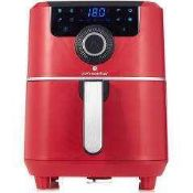 RRP £150 Lot To Contain 2 Unboxed Cooks Essential Large Capacity Air Fryers
