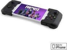 RRP £200 Lot To Contain 2 Boxed Game Vice Gaming Grip Controllers Compatible With Ipad Mini Generati