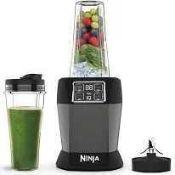 RRP £70 Boxed Ninja Blender Auto Iq Fresh Fruit Blender