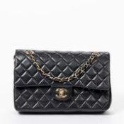 RRP £5,200 Chanel Classic Double Flap Shoulder Bag Black - AAP6651 - Grade A - Please Contact Us