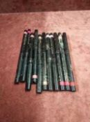 (Jb) RRP £140 Lot To Contain 10 Testers Of Assorted Urban Decay Facial Sticks All Ex Display