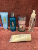 (Jb) RRP £200 Lot To Contain 8 Testers Of Assorted Premium Clinique Products To Include 50Ml Moistur