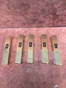 (Jb) RRP £210 Lot To Contain 6 Testers Of Brand New Boxed Yves Saint Laurent The Slim Lipsticks All
