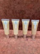 (Jb) RRP £160 Lot To Contain 8 Testers Of 15Ml Clinique Even Better Refresh Hydrating And Repairing