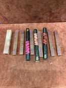 (Jb) RRP £200 Lot To Contain 10 Testers Of Assorted Premium Brand New Boxed Urban Decay Products To