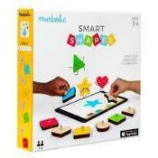 RRP £110 Lot To Contain 2 Boxed Marbotic Items Including 1 Sesame Street Numbers For Ipad & 1 Smart