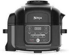 RRP £170 Lot To Contain 1 Boxed Ninja Foodi Mini 4.7L Multi Cooker The Pressure Cooker That Crisps