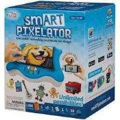 RRP £140 Lot To Contain 2 Boxed Ages 7-107 Smart Pixalator Childrens Toy Item 1.180 (Appraisals
