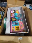 RRP £130 Lot To Contain 17 Assorted Childrens Toy Items To Inlcude Kurio Snap Smart Camera, Wooden