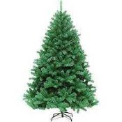 RRP £100 Boxed 4 Foot Dusted Sugar Spruce Xmas Tree (Appraisals Available On Request) (Pictures