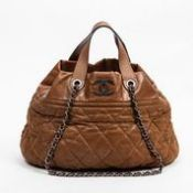 RRP £3,600 Chanel In the Mix Tote Shoulder Bag Tan - AAQ9517 - Grade A - Please Contact Us