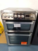 RRP £500 Hotpoint Stainless Steal Electric Cooker 3019513 (Appraisals Available On Request) (