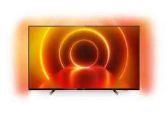RRP £530 Boxed Philips 55Inch 55Dhs7805 Tv In Brackets Not In Original Box (Appraisals Available