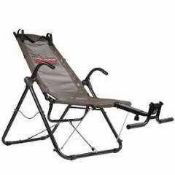 RRP £120 Boxed Lounge Ultra Chair (Appraisals Available On Request) (Pictures For Illustration