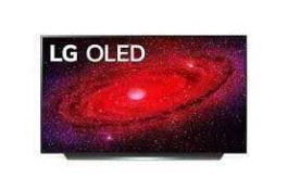RRP £1,400 Boxed Lg Oled48Cx5Lc 48 Inch 4K Utra Hd Tv (Appraisals Available On Request) (Pictures