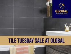 """No Reserve - Tile Tuesday - """"over £80k worth of tiles – Sourced from Johnsons Tiles"""" - 21st September 2021"""