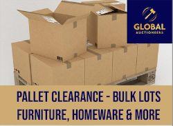 No Reserve - Pallet Clearance Sale! 21st September 2021