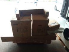 (Jb) RRP £700 Pallet To Contain 7 Assorted Part Lots To Include Etein Headboard, Wilton B/Frame, Wil