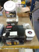 RRP £140 Lot To Contain 6 Assorted Kitchen Items To Include Boudem Tea Makers Oxo Good Grips Pop