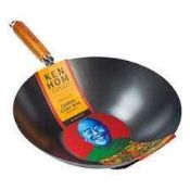 RRP £130 Lot To Contain 4 Assorted Non Stick Cermaic Coated Frying Pans And Woks By Everlast And Ken